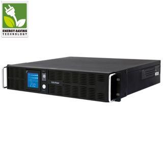 CyberPower Professional Rackmount XL LCD 2200VA/1650W,2U, hl.48cm + POWER BANK 4400 mAh
