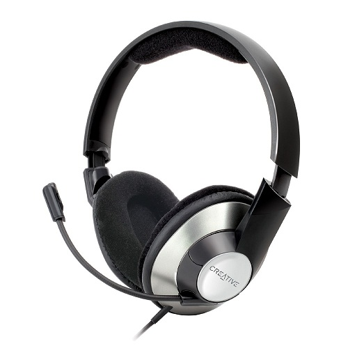 Creative sluchátka s mikrofonem HS-720