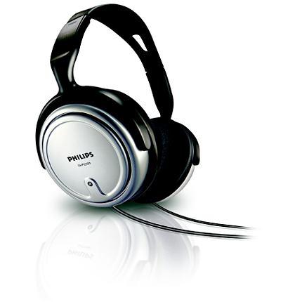 Philips sluchátka HiFi stereo SHP2500