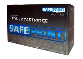 SAFEPRINT kompatibilní toner OKI 43865724 | Black | 8000str
