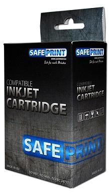 SAFEPRINT kompatibilní inkoust Canon BCI-24BK | Black | 10ml