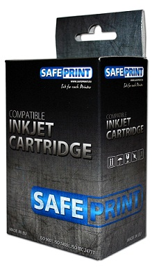 SAFEPRINT kompatibilní inkoust Canon BCI-3EBK   Black   25ml