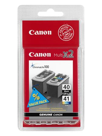 Canon cartridge PG-40 / CL-41 Multi pack (PG40/CL41)