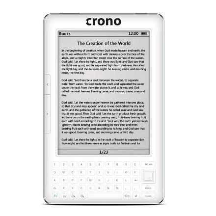 Crono C06 e-book - elektronická čtečka knih