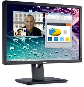 "DELL Professional P2213 WFP LCD 22"" Wide/5ms/1000:1/DVI/USB/cerny"