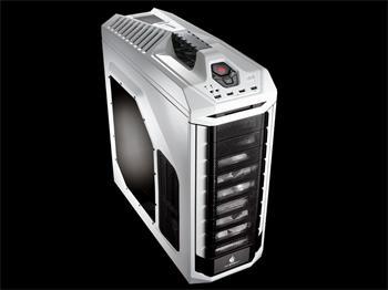 CM STORM case bigtower STRYKER, ATX, USB3.0, bez zdroje, průhl. bočnice, white