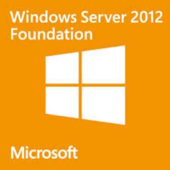 MS WINDOWS SVR 2012 R2 Foundation ENG 64bit, 15users/CZ verze stažitelná zdarma, určeno pro produkty Dell