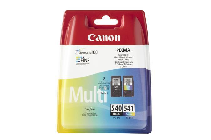 Canon cartridge PG-540 / CL-541 Multi pack SEC