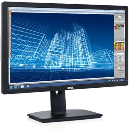 "Dell UltraSharp U2413 24"" wide/6ms/1000:1/1920x1200/DVI/USB 3.0/HDMI/IPS panel/cerny"