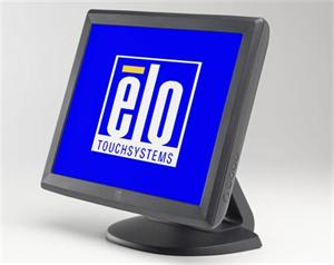"ELO 1515L, 15"" dotykové LCD, IT,USB/RS232, dark gray"