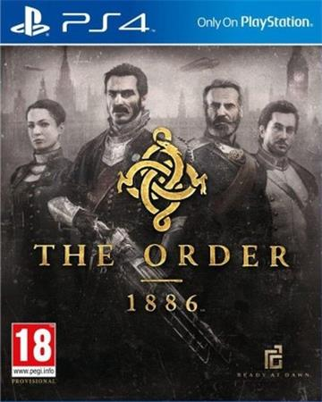 SONY PS4 hra The Order: 1886