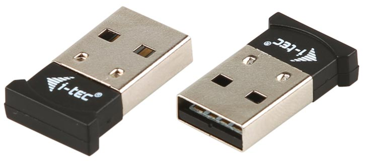 i-Tec USB Nano Bluetooth adaptér 2.0 + BlueSoleil software