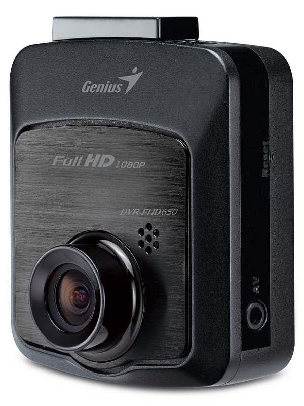 Genius digitální kamera do auta DVR-FHD650/ Full HD/ 127 wide/ SHDR/ G-sensor