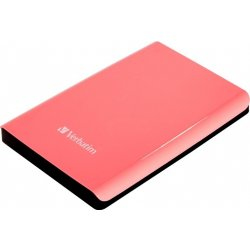 "VERBATIM HDD 2,5"" 1TB Store 'n' Go USB 3.0 Pink Blister"