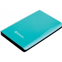 """VERBATIM Hard Drive 2,5"""" 1TB USB 3.0 Green Blister"""
