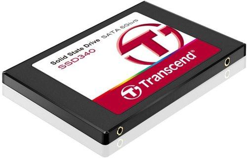 TRANSCEND SSD340 256GB SSD disk 2.5'' SATA III (MLC)