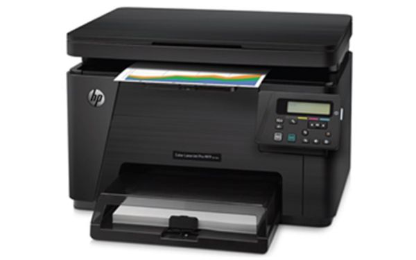 HP CLJ Pro MFP M176n (A4, 16/4 ppm, USB 2.0, Ethernet, Print/Scan/Copy)