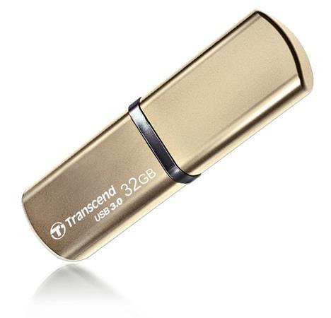 Transcend 32GB JetFlash 820, USB 3.0 flash disk, zlatý