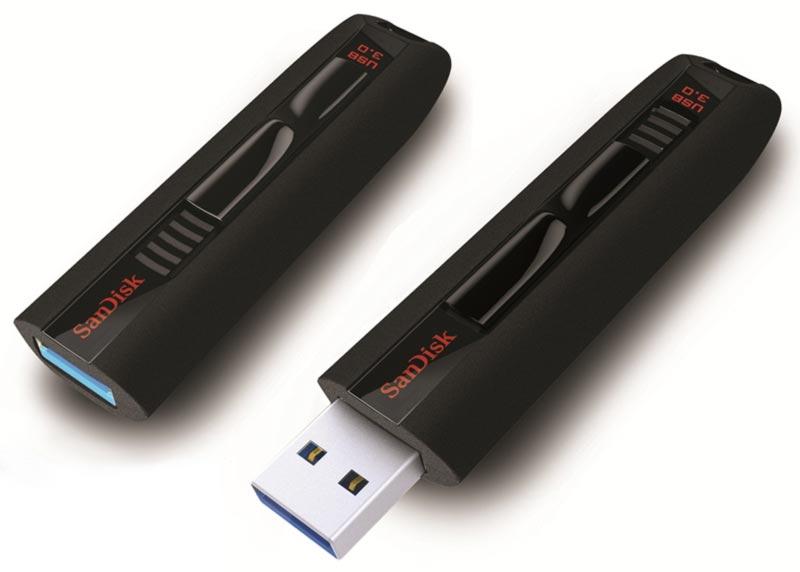 SanDisk Extreme 32 GB Flash disk, 245/190 MB/s, USB3.0