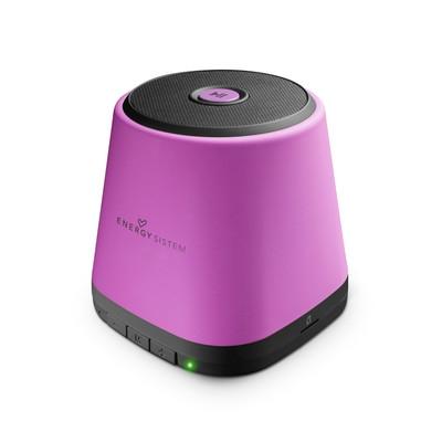 ENERGY Music Box Z1 Violet,přenosný reproduktor s MP3 přehrávačem,SDHC,3.5mm
