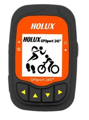HOLUX GPSport 245+ Outdoor GPS computer