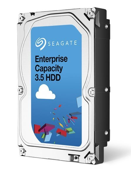 "Seagate Enterprise Capacity 3.5 HDD, 2TB, 3.5"", SATAIII, 128MB cache, SED, 7.200RPM"