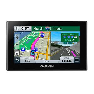 """Garmin Nüvi 2589T Lifetime Europe 45 států- 5"""" LCD/otočný displej"""