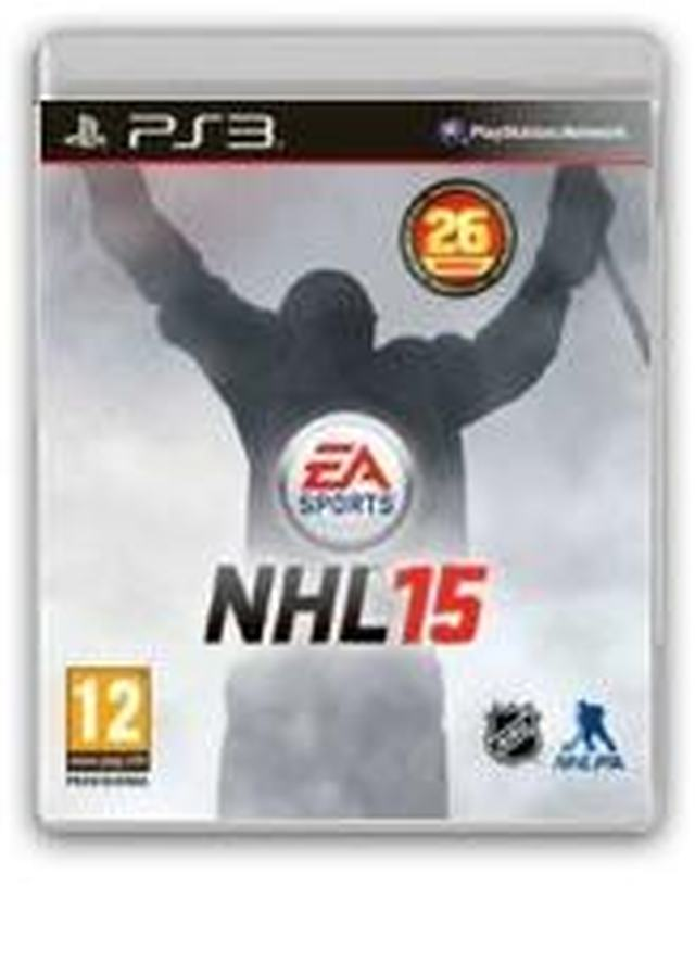 Electronic Arts PS3 hra NHL 15