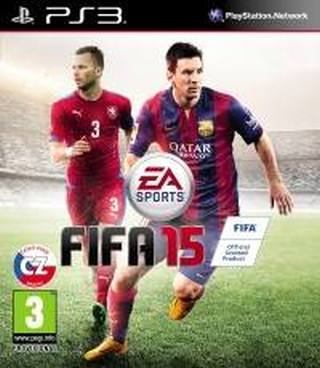 Electronic Arts PS3 hra FIFA 15