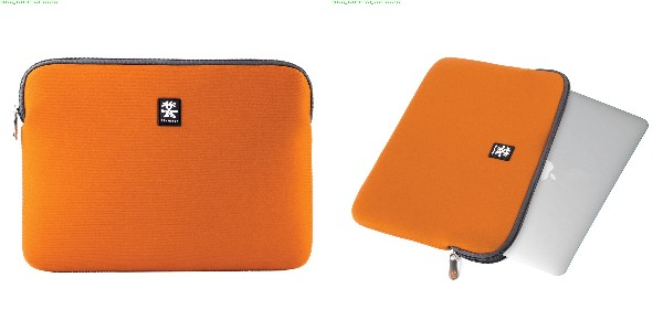 "Crumpler Base Layer 13"" Air - burned orange/anthracite"