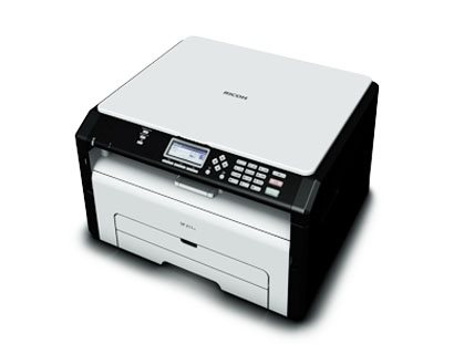 RICOH SP 211SU - 22 PPM, MFP with Print, Scan & Copy