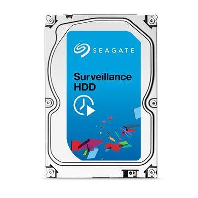 Seagate Surveillance HDD, 2TB, SATAIII, 64MB cache, 5.900RPM