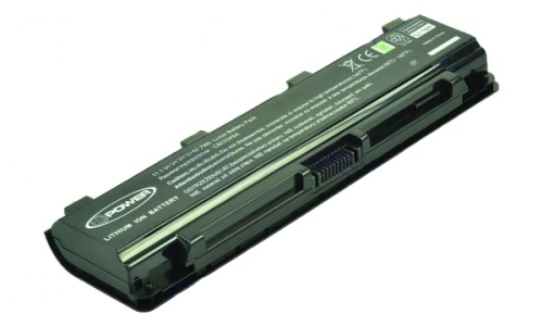 2-Power baterie pro TOSHIBA Satellite C, L,M /Satellite Pro/Satellite P, S Series, Li-ion(6cells),5200mAh,10.8V