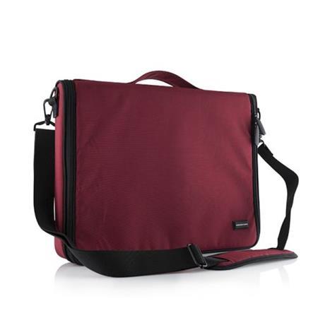 "Modecom brašna Torino na notebooky do velikosti 15,6"" červená"
