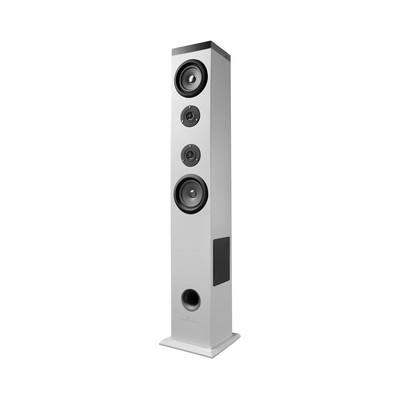 ENERGY Tower 5 Bluetooth White, audio systém 2.1, 60W, SD/SDHC/MMC, USB, 3,5mm jack