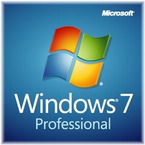 OEM Windows Pro 7 SP1 32-bit CZ DVD - 1pk