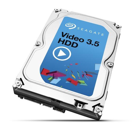 "Seagate Video 3.5 HDD, 2TB, 3.5"", SATAIII, 64MB cache, 5.900RPM"
