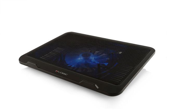 """Modecom Logic LCP-10 chladící podložka pod notebook do velikosti 15,6 """""""